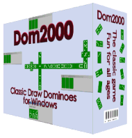 Dom2000 - the most popular of shareware domino games!