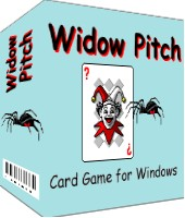 Widow Pitch - Fun card game for Windows